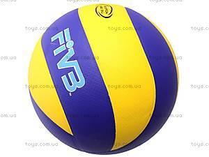 Игровой мяч для волейбола, 688-19, фото