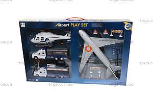 Игровой набор «Аэропорт», 747-20B, фото
