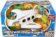 Игровой набор «Аэропорт» с самолетом, K12411, магазин игрушек