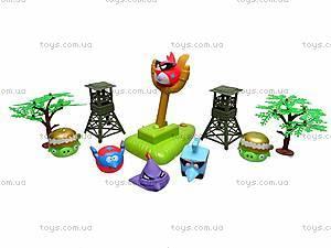 Игровой набор Angry Birds музыкальный, 688-6