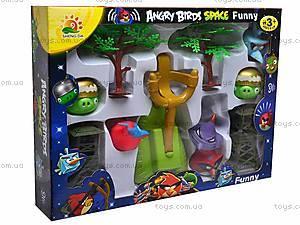 Игровой набор Angry Birds музыкальный, 688-6, фото
