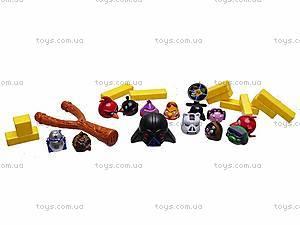 Игровой набор Angry Birds с рогаткой, 620-5