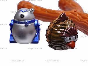 Игровой набор Angry Birds с рогаткой, 620-5, детские игрушки