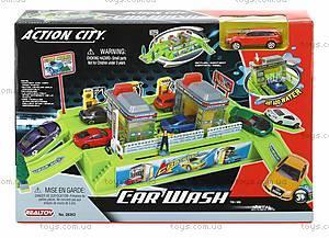 Игровой набор «Автомобильная мойка», 2 уровня, 28363
