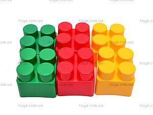 Игровой набор «Автотрек», 52 элемента, Юника, игрушки