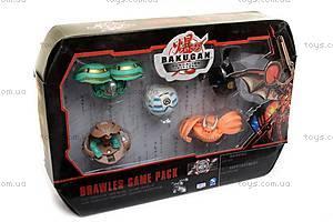 Игровой набор «Бакуган», 5 персонажей, 6696, купить