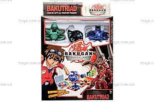 Игровой набор «Бакуган» Bakutriad, 9065, купить