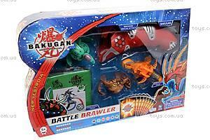 Игровой набор «Бакуган» Battle Brawler, 9133, купить