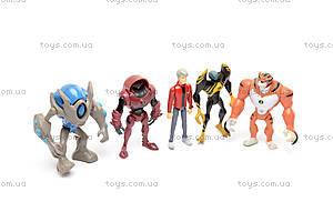 Игровой набор «Бен 10», 5 героев, LD772A