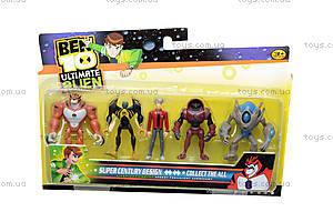 Игровой набор «Бен 10», 5 героев, LD772A, отзывы