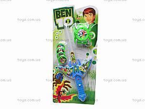 Игровой набор «Ben10», с мечом, HX8088-10, игрушки