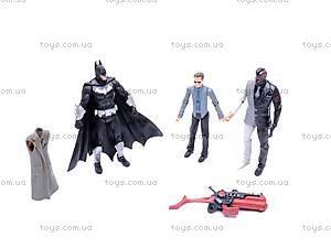 Игровой набор «Бэтмен», 3 героя, B20573N