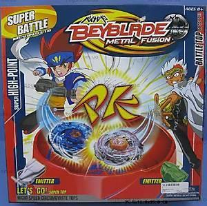 Игровой набор Beyblade, с полем для игры и волчками, 8818
