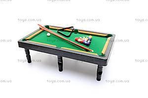 Игровой набор «Бильярдный стол», 807, купить