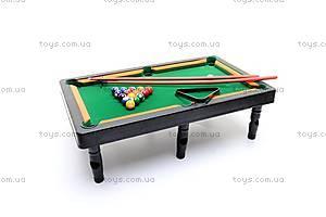 Игровой набор «Бильярдный стол», 807