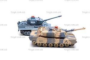 Игровой набор «Бой танков», 508-10, фото
