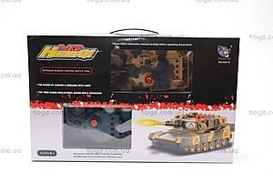 Игровой набор «Бой танков», 508-10, детские игрушки