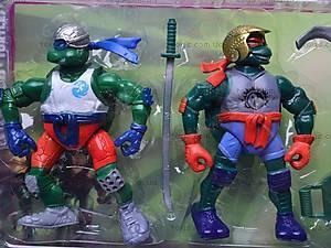 Игровой набор «Черепашки-ниндзя», 4 героя, 09003, купить