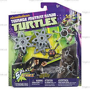 Игровой набор «Черепашки-ниндзя - боевой арсенал», 23307