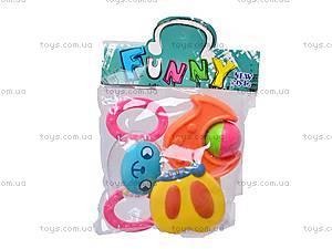 Игровой набор детских погремушек, 431-4, фото