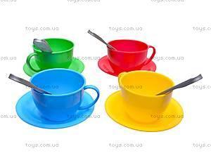 Игровой набор детской посуды, 0687, купить