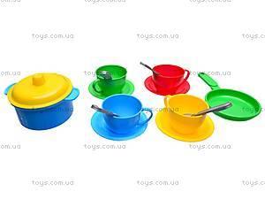 Игровой набор детской посуды, 0687, отзывы