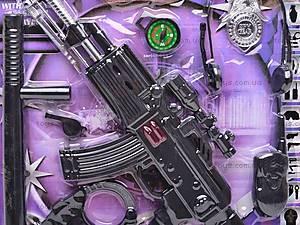 Игровой набор для мальчиков «Полицейский», 1158-11/12, купить
