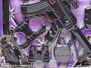 Игровой набор для мальчиков «Полицейский», 1158-11/12, фото