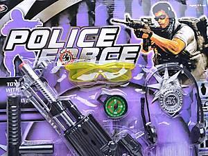 Игровой набор для мальчиков «Полицейский», 1158-11/12, отзывы