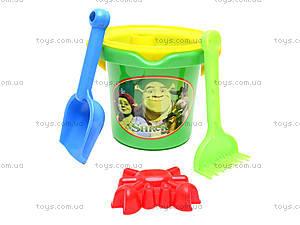 Игровой набор для песочницы, , детские игрушки