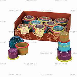 Игровой набор для ванной «Мини-пирамидка», BX3123GTZ