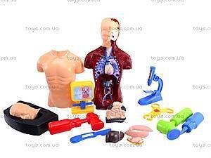 Игровой набор Doctor Set, 2982, toys