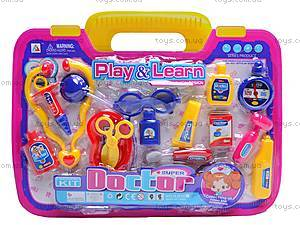 Игровой набор доктор, 2 вида, HJ016, игрушки