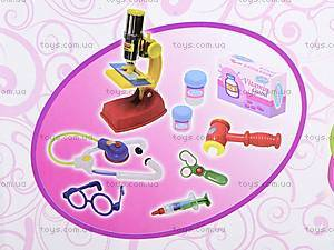 Игровой набор «Доктор», со столом, 16420, цена