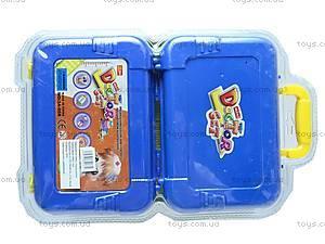 Игровой набор «Доктор», в чемодане, 3А-058AB, купить