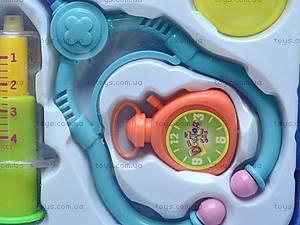 Игровой набор «Доктор», в чемодане, 3А-058AB, фото