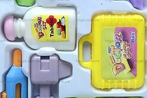 Игровой набор «Доктор», в чемодане, 3А-058AB, цена