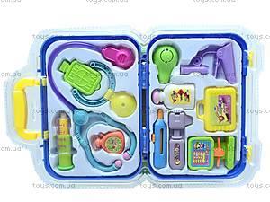 Игровой набор «Доктор», в чемодане, 3А-058AB