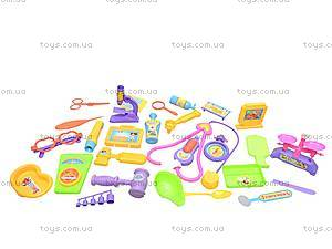 Игровой набор доктора, 137-51, магазин игрушек