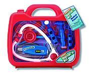 Игровой набор доктора в чемодане, K30565, фото