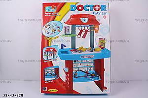 Игровой набор «Докторский стол», 661-52