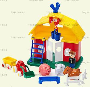Игровой набор «Домик фермера», 5575