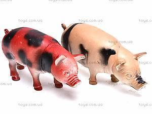 Игровой набор «Ферма», 6 животных, H636, купить