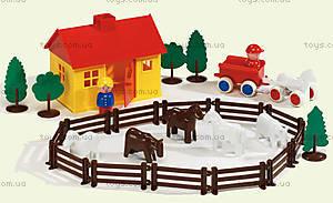 Игровой набор «Ферма» детский, 51172