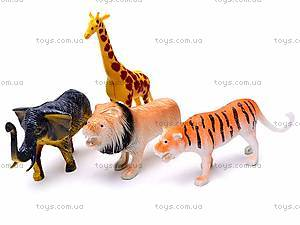 Игровой набор фигурок «Дикие животные», 213D-1, купить