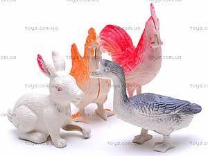 Игровой набор фигурок «Дикие животные», 213D-1, фото