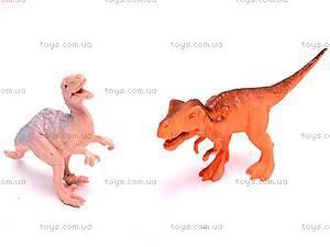 Игровой набор фигурок динозавров, K183S, фото