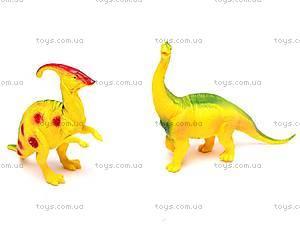 Игровой набор фигурок динозавров, K183S, отзывы