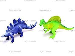 Игровой набор фигурок динозавров, K183S, цена