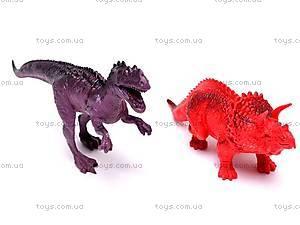Игровой набор фигурок динозавров, K183S, игрушки